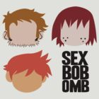 Scott Pilgrim - Sex Bob-Omb Band Shirt by AlexNoir