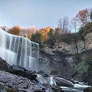 Webster's Falls by Rob Smith
