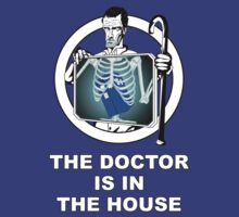 The Doctor is in the House by DJohea