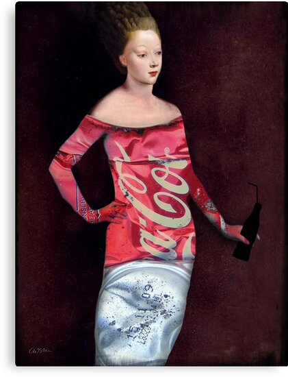 Ready for a softdrink by Catrin Welz-Stein