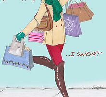 Totally Gift Shopping! 2 by veronicamarche