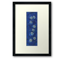 eight medicine buddha Framed Print