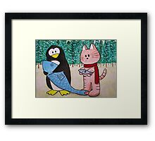 Do You Wanna Trade? Framed Print