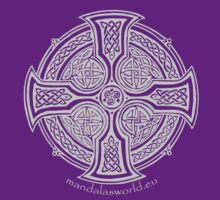 Celtic Cross n2 Light by Mandala's World