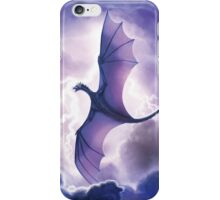 Lightning Dragon - Riding the Electric Breeze iPhone Case/Skin