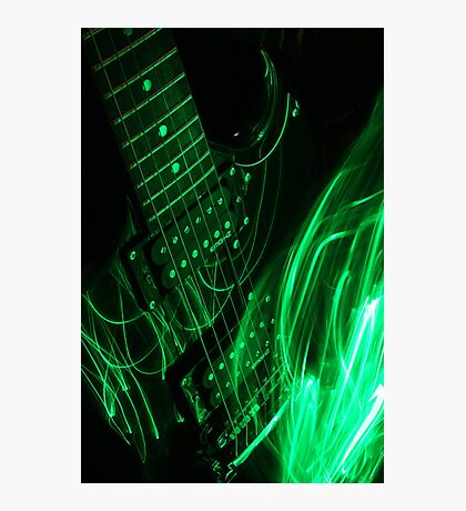 legacy sound view green Photographic Print