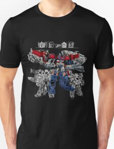 Cybertron Optimus Prime Unisex T-Shirt
