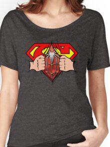 secret superman Women's Relaxed Fit T-Shirt