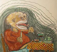 The Gluton by C K