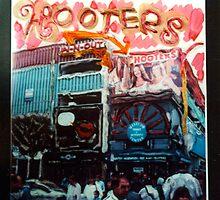 Hooters by Tomoe Nakamura
