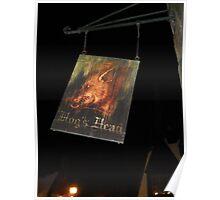 Tavern at Night Poster