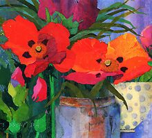 Rock roses by Penney