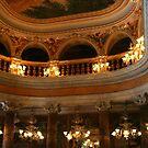 Upper Balcony, Manaus Opera House by Maggie Hegarty