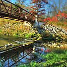 White Water State Park by Jimmy Ostgard