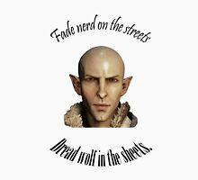 Solas - Fade Nerd, Dread Wolf Unisex T-Shirt