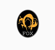 FOX Logo - Metal Gear Solid Unisex T-Shirt