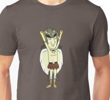 Tiny Birdperson! - Rick and Morty Unisex T-Shirt