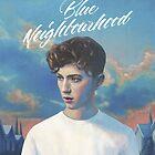 BLUE NEIGHBOURHOOD TROYE SIVAN by phoenixflicker