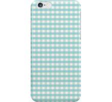 Gingham cute heaven iPhone Case/Skin