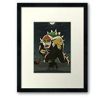 Smashacalypse Framed Print