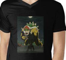 Smashacalypse Mens V-Neck T-Shirt