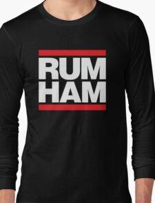 Rum Ham - Always Sunny in Philadelphia Long Sleeve T-Shirt