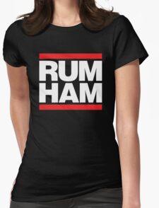 Rum Ham - Always Sunny in Philadelphia Womens Fitted T-Shirt