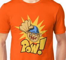 POW Smiley Unisex T-Shirt