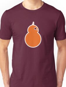 Simplistic BB-8 Unisex T-Shirt
