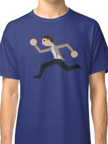 Run, Eleventh Doctor, Run! Classic T-Shirt