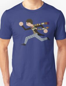 Run, Fourth Doctor, Run! T-Shirt