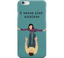 I Wanna Play Airplane iPhone Case/Skin