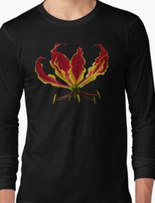 Fire lily Long Sleeve T-Shirt
