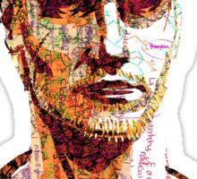 Notes Collage Sebastian Sticker