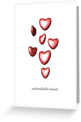 Unbreakable hearts by venitakidwai1