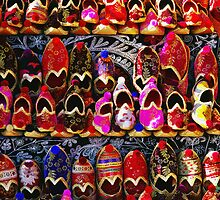 Turkish Slippers by Ivo Velinov