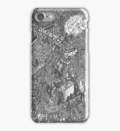 Culdesac Phone Case- Childish Gambino iPhone Case/Skin