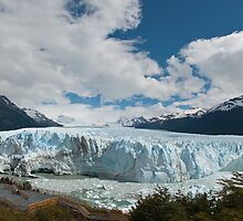 Perito Moreno Glacier by Craig Goldsmith
