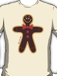 Christmas Cookie Man T-Shirt