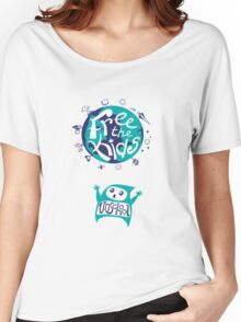 Free the Kids - Unschool! Women's Relaxed Fit T-Shirt