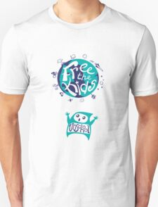 Free the Kids - Unschool! Unisex T-Shirt