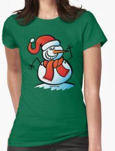 Naughty Snowman T-Shirt