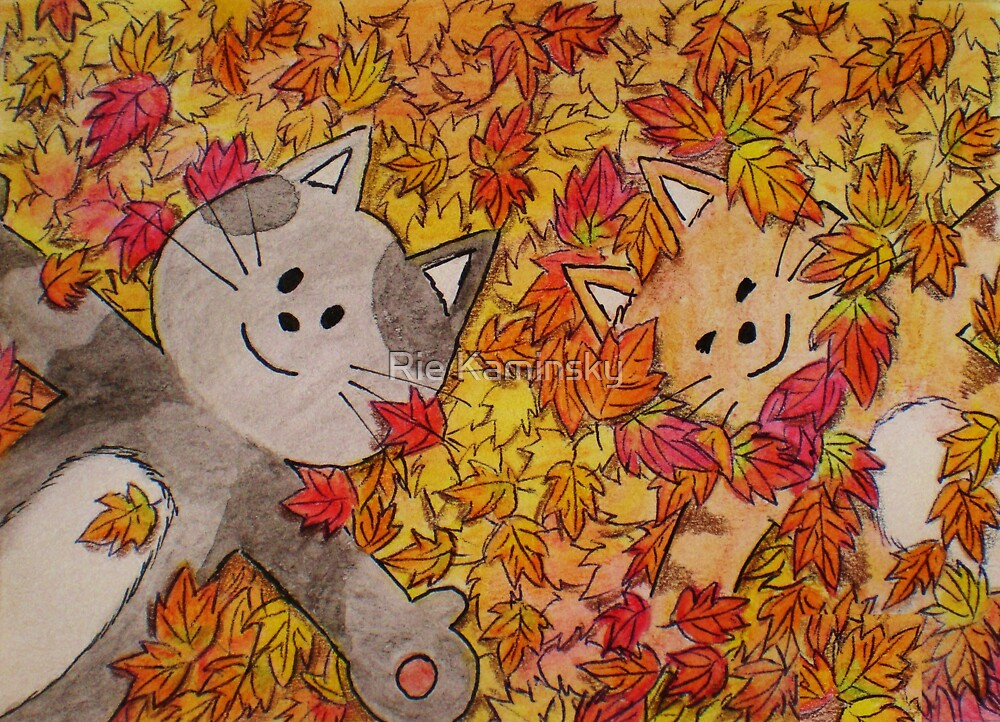 Fall of Fun by Rie Kaminsky