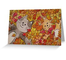 Fall of Fun Greeting Card