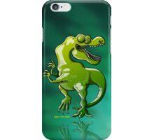 Dancing Tyrannosaurus Rex iPhone Case/Skin