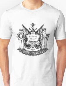 South Shields Coat of Arms Unisex T-Shirt