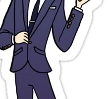 SU Jim Moriarty Sticker