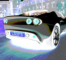 Lotus Elise Solarized by bertie01