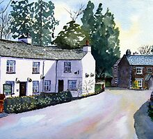 """Buckle Yeat"" - Near Sawrey, Cumbria, English Lake District (Beatrix Potter's Home Village) by Timothy Smith"
