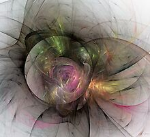 Elegant beauty by Fractal artist Sipo Liimatainen